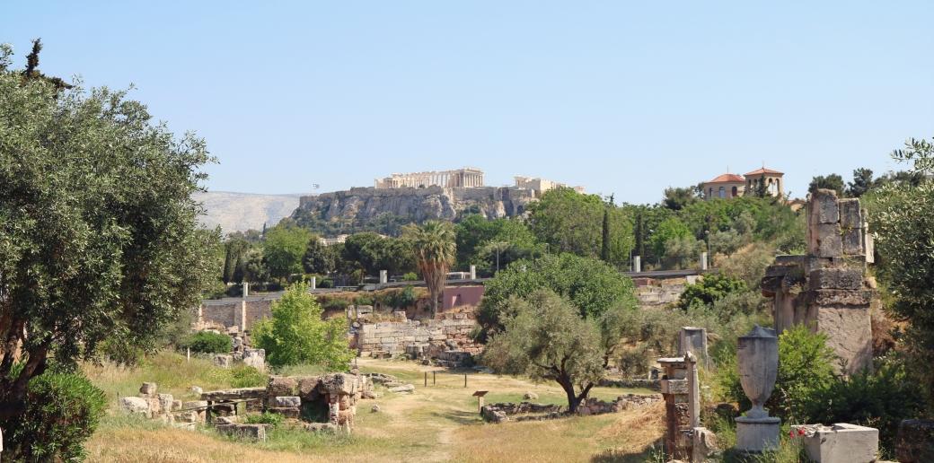 Athènes en 3 jours Kerameikos