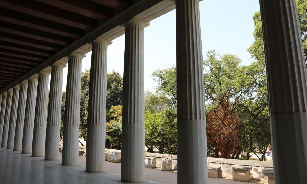Athènes en 3 jours Agora