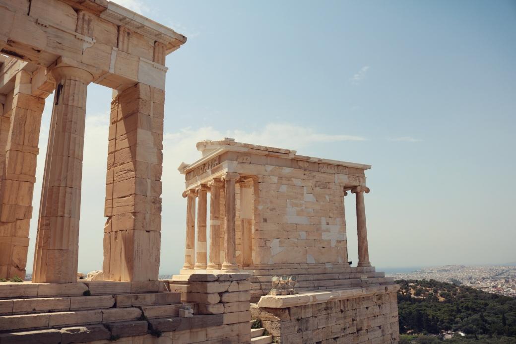 Athènes en 3 jours Acropole Athena