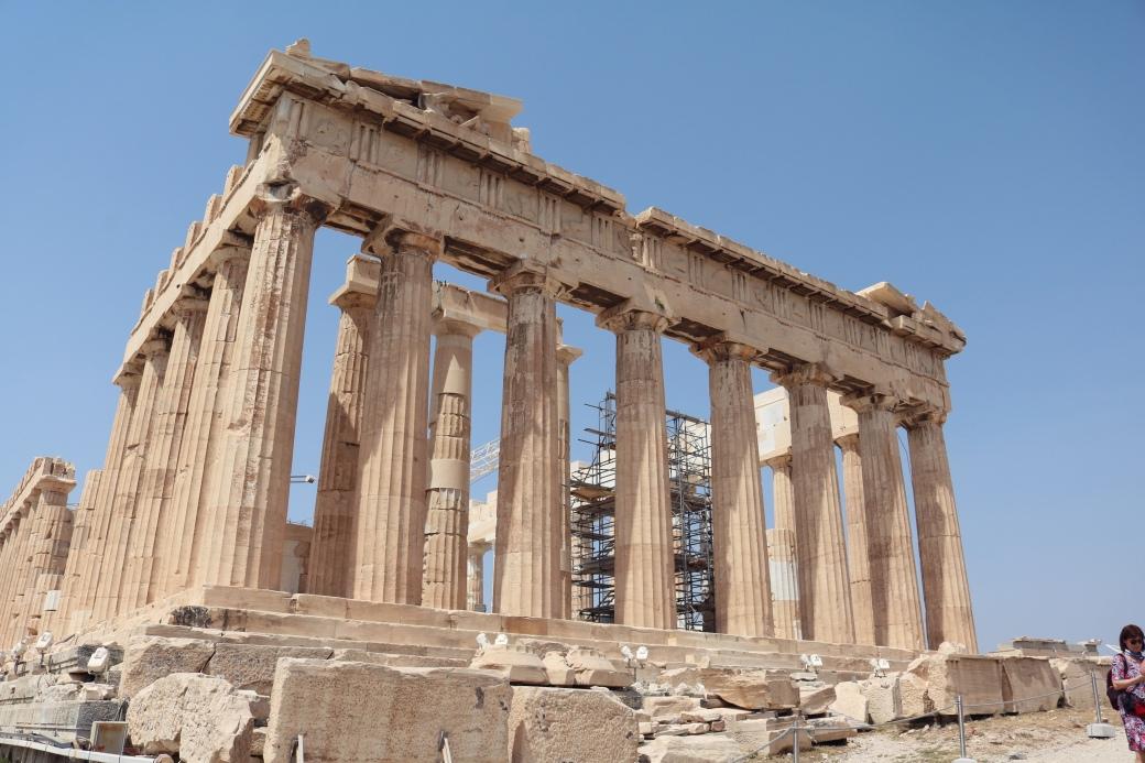 Athènes en 3 jours Parthénon