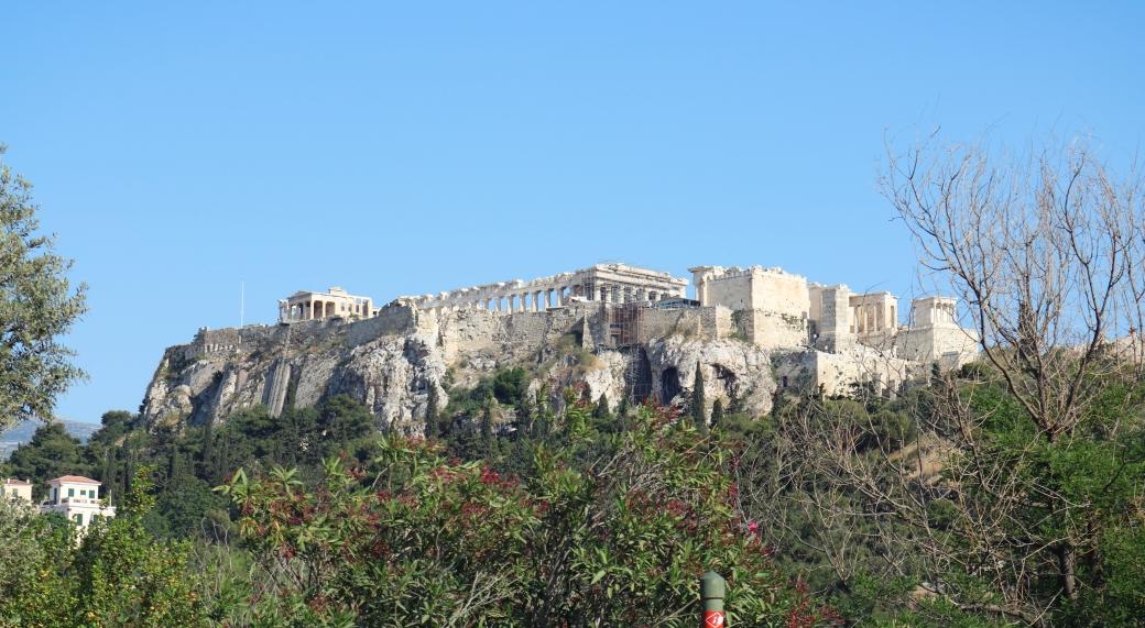 3 jours à Athènes Acropole