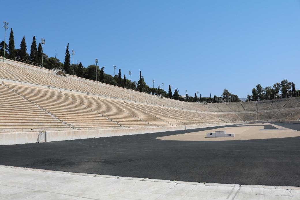 Athènes en 3 jours Stade des Panathénées