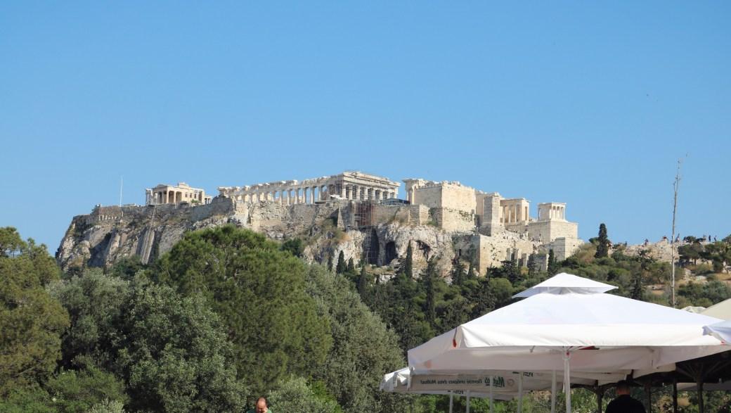 Athènes en 3 jours Thissio
