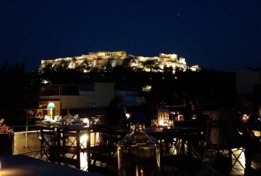 Athènes en 3 jours Acropole
